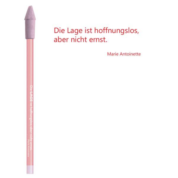 CEDON Bleistift rot - Marie Antoinette Lage