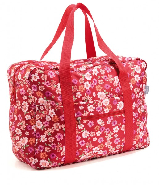 Easy Travel Bag Blüten rot | CEDON
