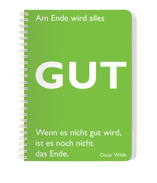 CEDON Ringbuch DIN A5, Wilde, Gut