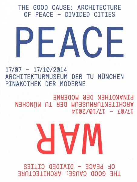 Architecture of Peace Broschüre