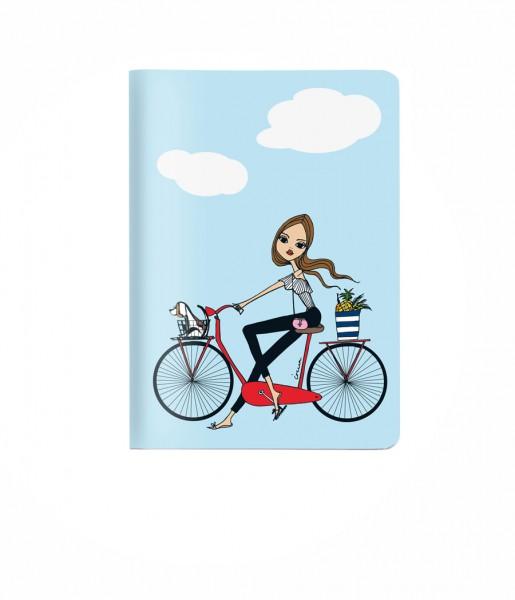 CEDON A6 Heft Irma's World, Bike