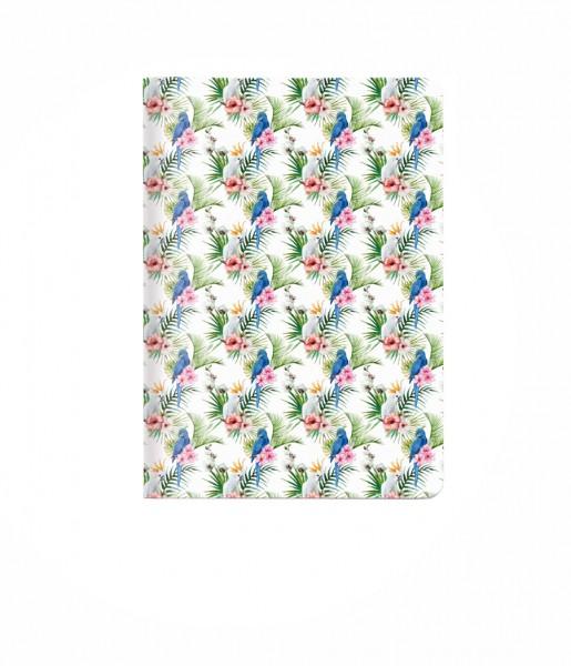 Heft Papagei DIN A6 | CEDON