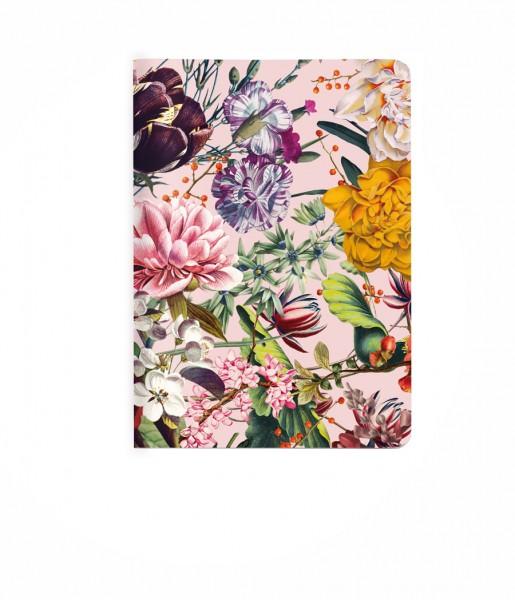 Heft Blumengruß DIN A6