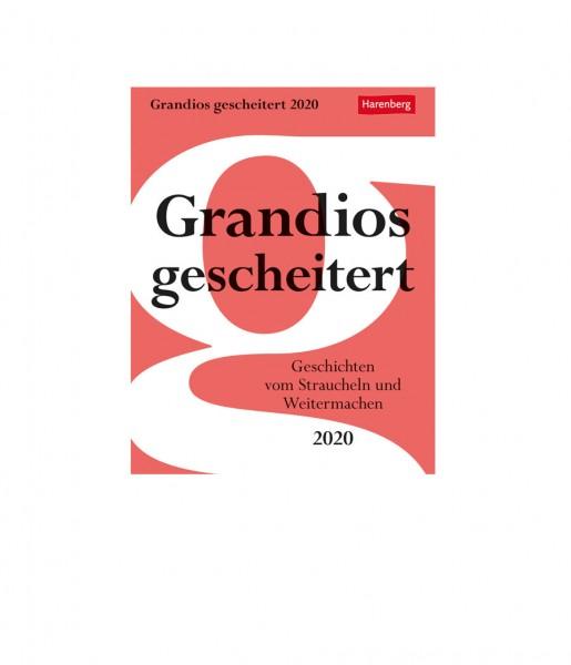 Abreisskalender Grandios gescheitert | Arthesia