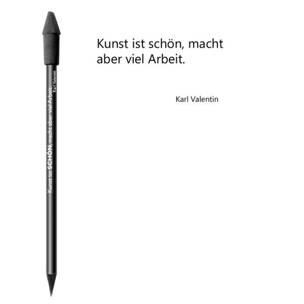 CEDON Bleistift schwarz - Karl Valentin schön