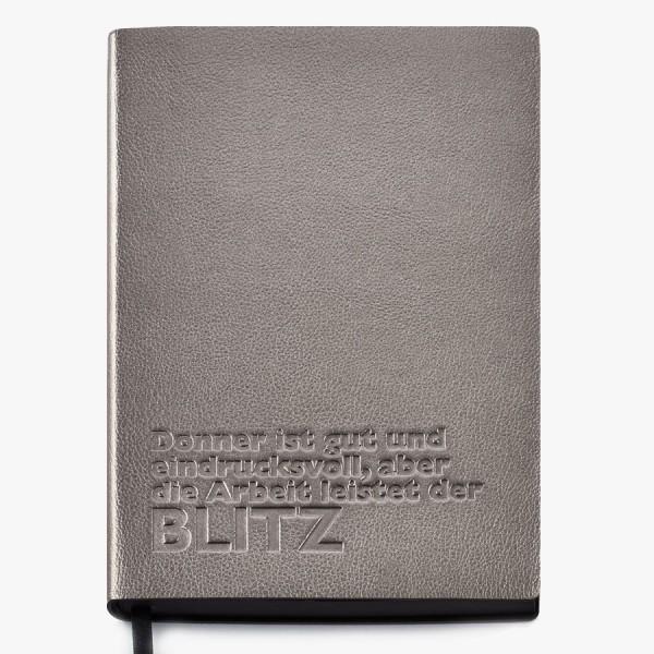 CEDON Notizbuch DIN A5 Blitz