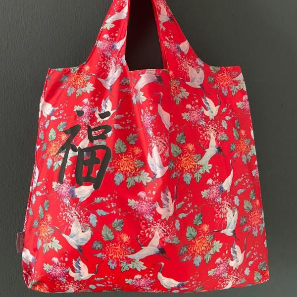Easy Bag Kranich mit Glück