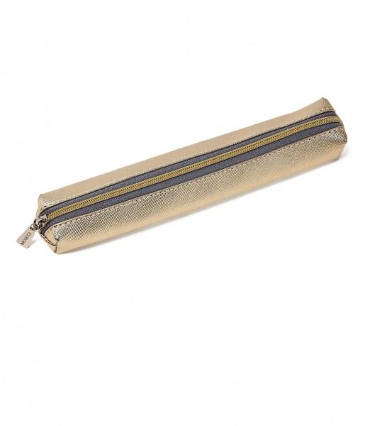 Pencil Case gold | CEDON