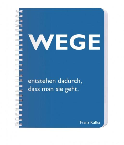 Ringbuch Wege DIN A5 | CEDON