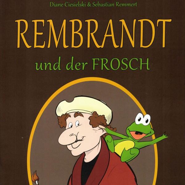 Rembrandt und der Frosch - Comic