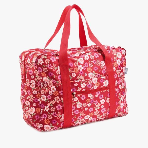 CEDON Travel Bag Blüten Rot