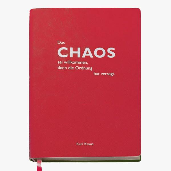 CEDON Notizbuch DIN A5 Kraus Chaos