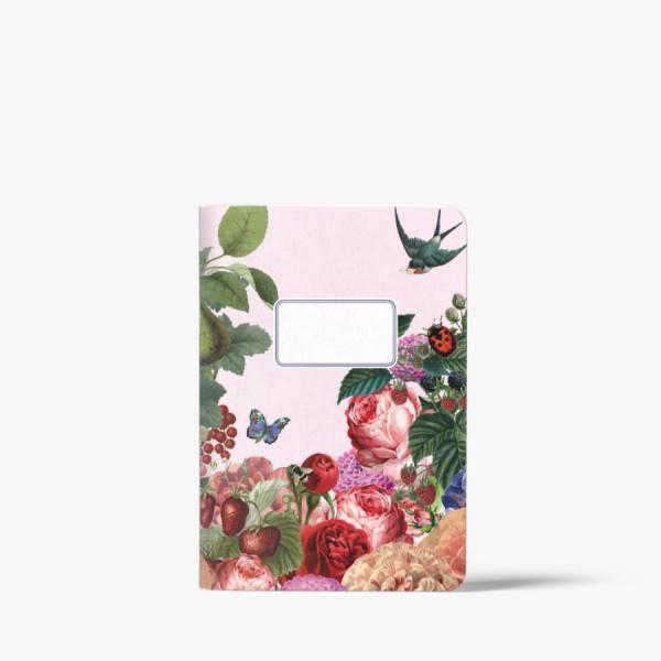 CEDON Heft A5 Rose Garden