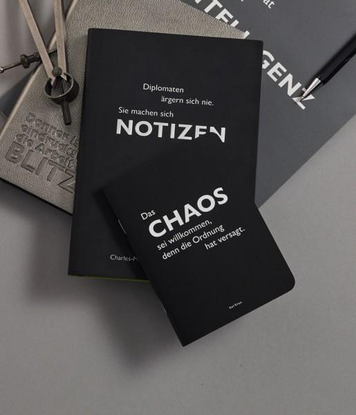 Heft Chaos DIN A6 | CEDON