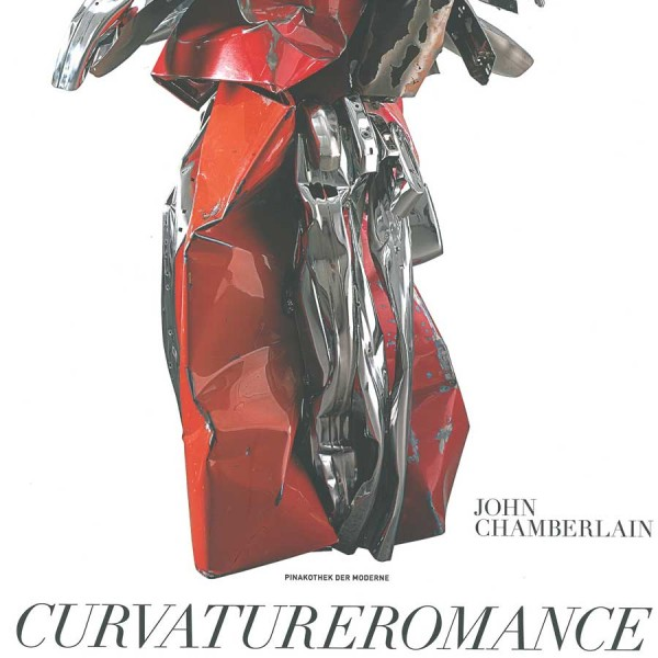 John Chamberlain. Curvatureromance