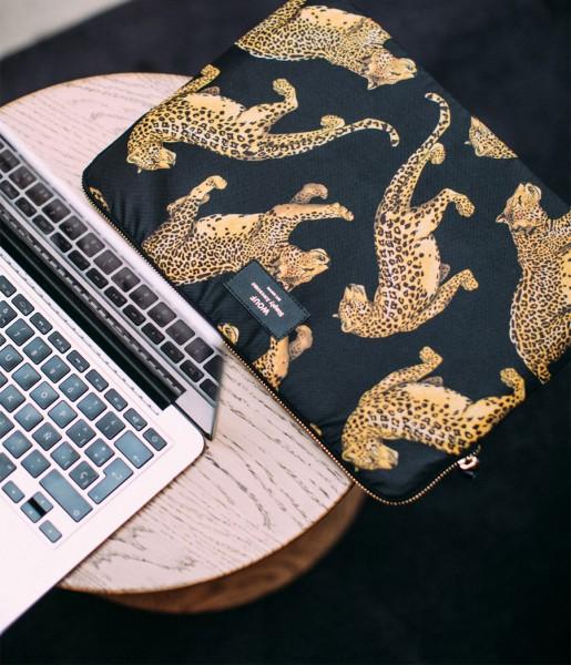 WOUF Laptophülle 13'' Leopard