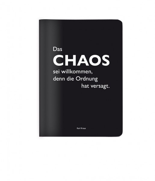 Heft A6 Chaos | CEDON