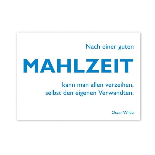 CEDON Postkarte Wilde Mahlzeit