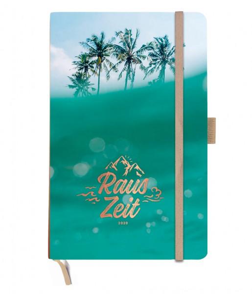 Kalenderbuch Raus Zeit | Arthesia