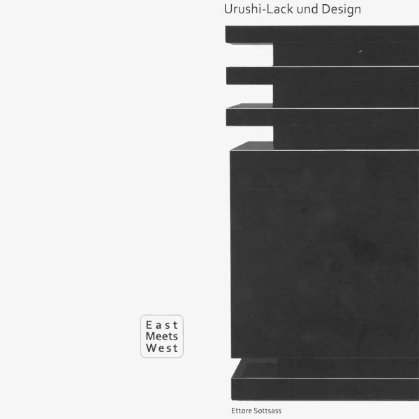 Urushi Lack und Design