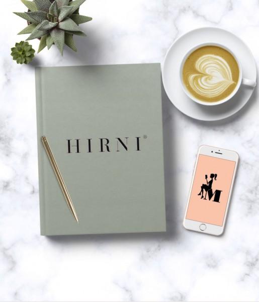 Notizbuch HIRNI