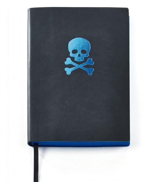 CEDON Notizbuch Skull Design, DIN A5