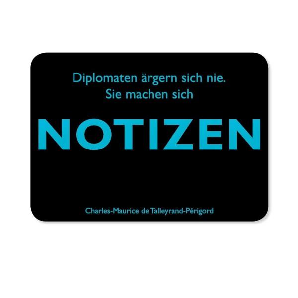 CEDON Postkarte Perigord Notizen