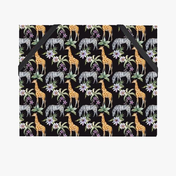 CEDON Mäppchen DIN A6 Giraffe