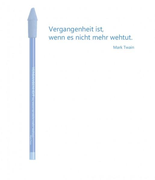 Bleistift blau Vergangenheit | CEDON