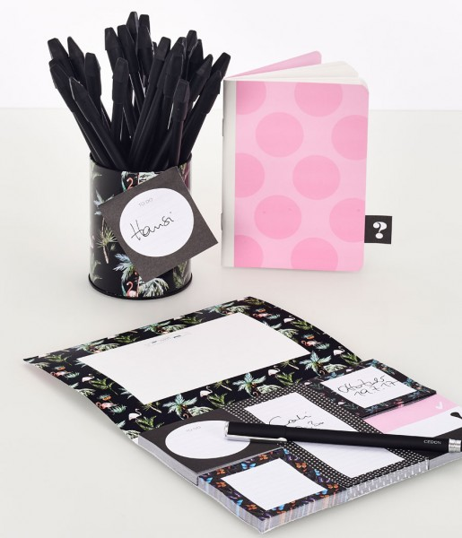 Sticky Notes schwarz | CEDON