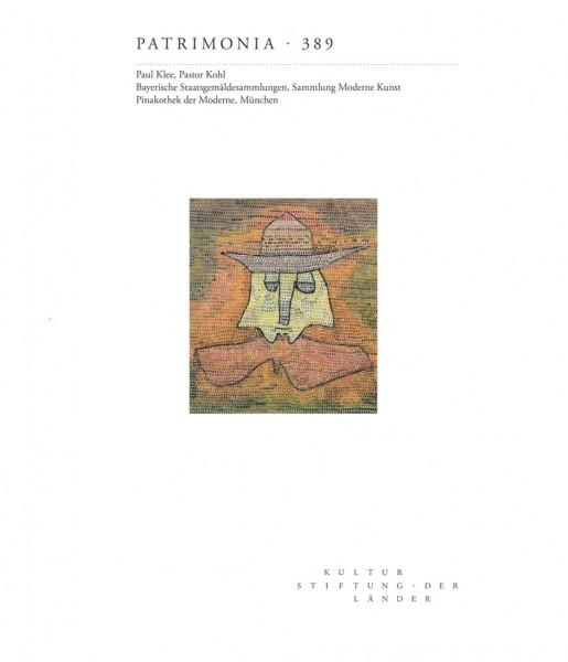 Klee, Paul. Pastor Kohl
