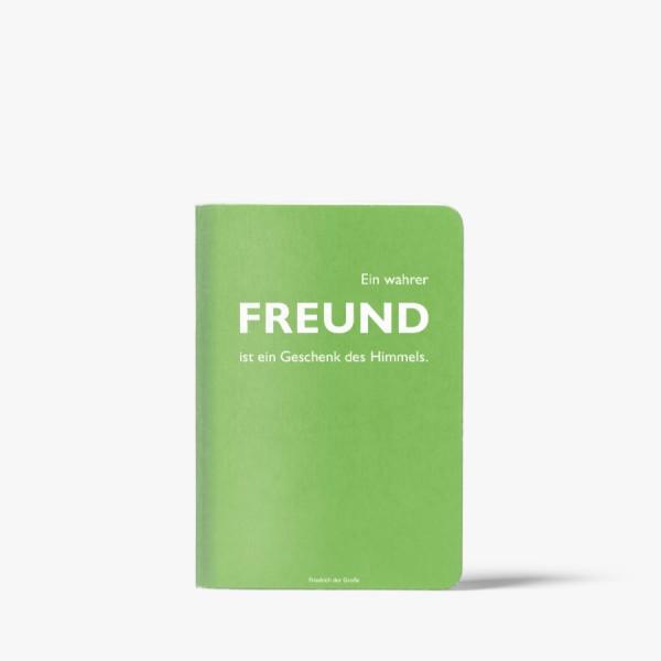CEDON Heft DIN A5 Friedrich der Große Freund