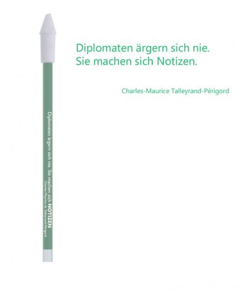 Bleistift grün Notizen | CEDON