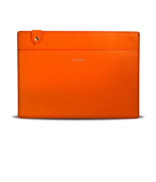 Dokumentenmappe orange | Campo Marzio