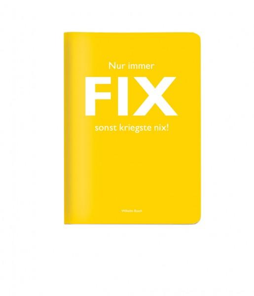 Heft Fix DIN A6