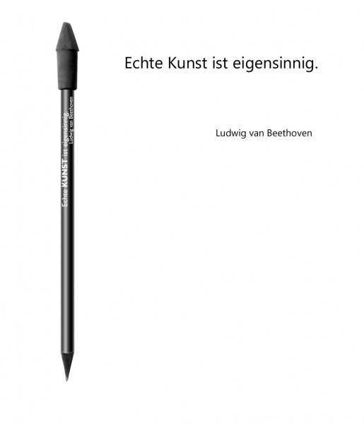 Bleistift schwarz Kunst | CEDON