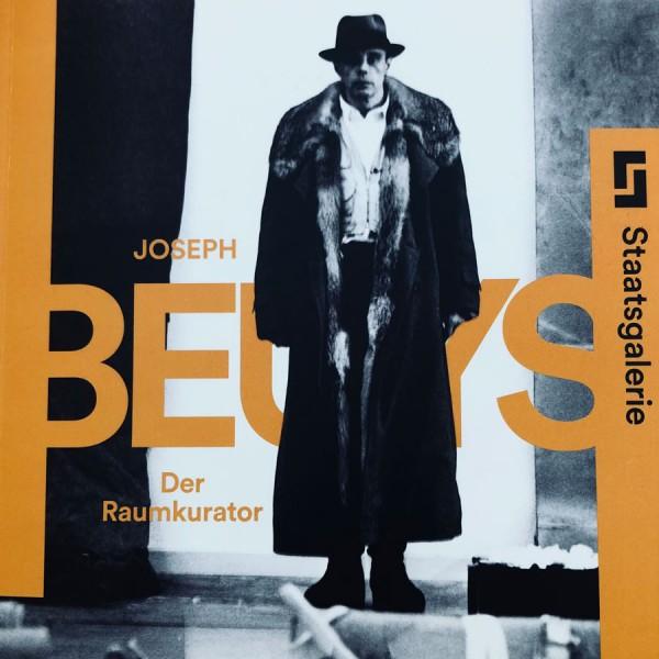 Ausstellunskatalog Joseph Beuys der Raumkurator