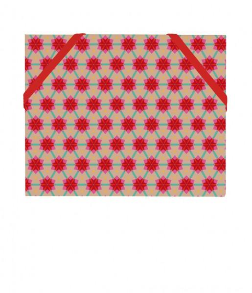 Mäppchen Kachel rot | CEDON