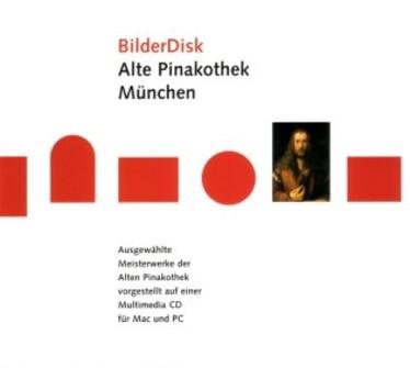 BilderDisk Alte Pinakothek München