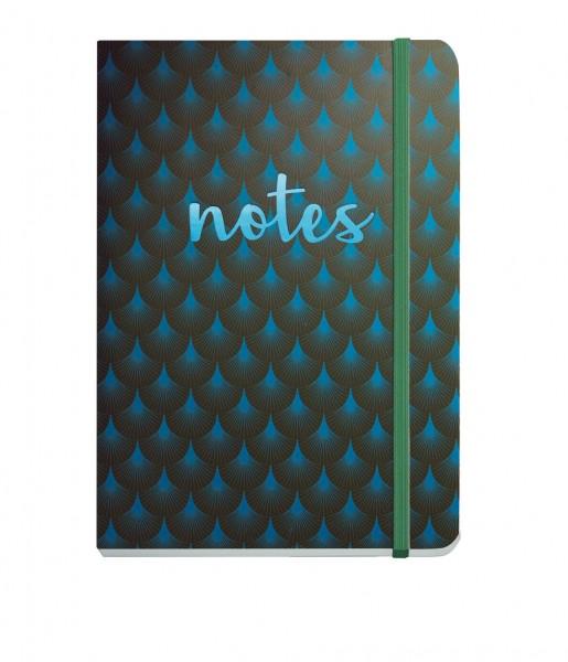 Notizbuch Notes green DIN A5 | CEDON