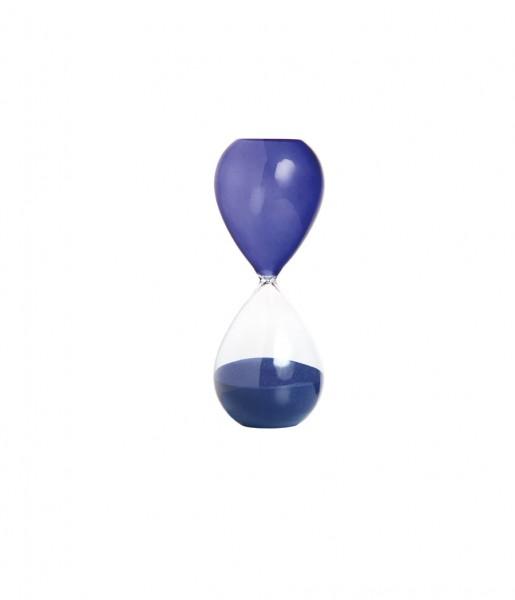 &klevering Sanduhr Conical blau