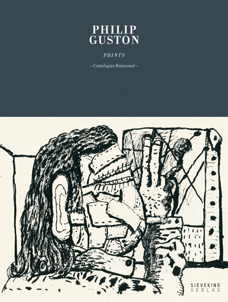 Guston, Philip. Prints