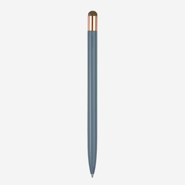 CEDON Kugelschreiber Touch Pen grau