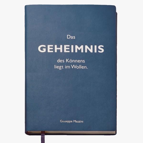 CEDON Notizbuch DIN A5 Mazzini Geheimnis