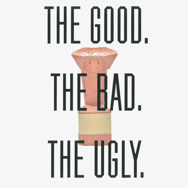 Konstantin Grcic:The Good, the Bad, the Ugly