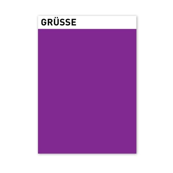 CEDON Postkarte Grüsse