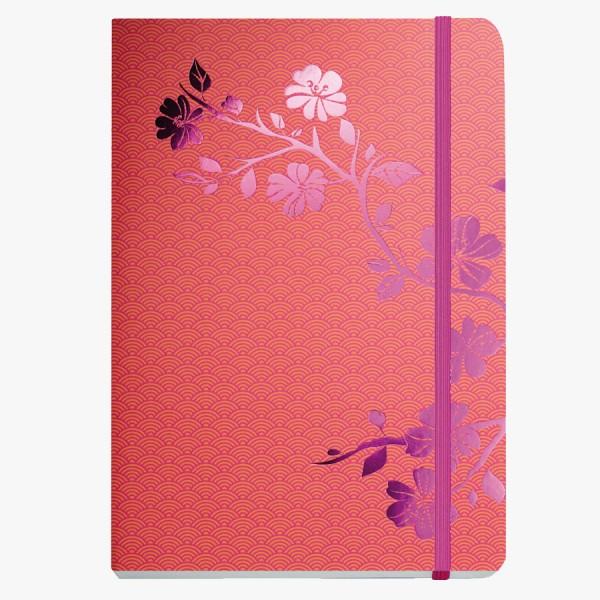 CEDON Notizbuch DIN A5 Blossom Pink