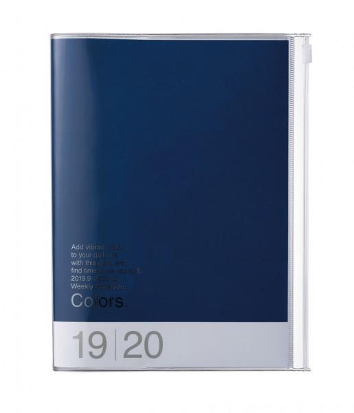Mark's Kalender 2020 Colours blau