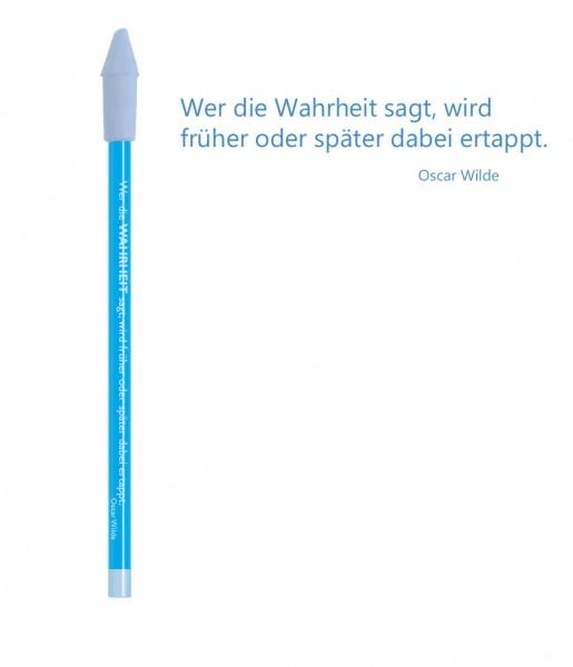 Bleistift blau Wahrheit | CEDON