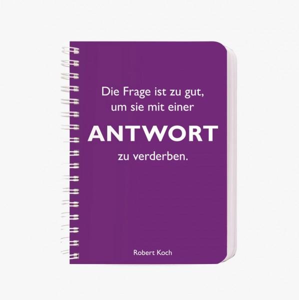 CEDON Ringbuch A6 Koch, Antwort